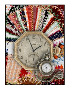 Crazy Quilt 5 Watches